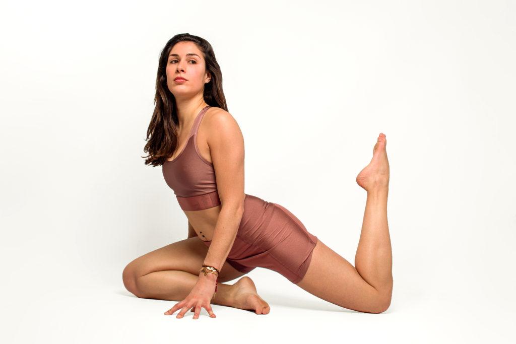 Le pigeon est une posture de yoga dédiée à la relaxation